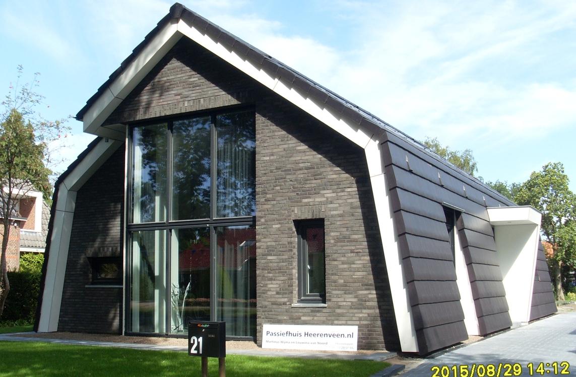 passiefhuis heerenveen de energiezuinige woning